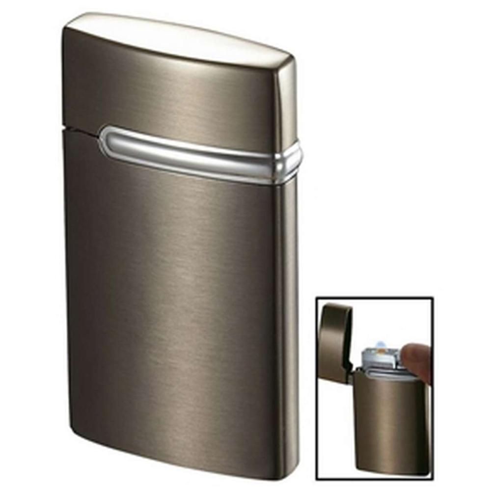 Valo Gunmetal Coil Flame Lighter