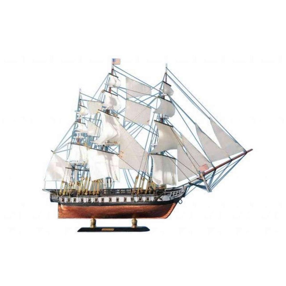 USS Constitution Limited Tall Model Ship 20in.