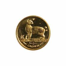Isle of Man Gold Cat Tenth Ounce 1994