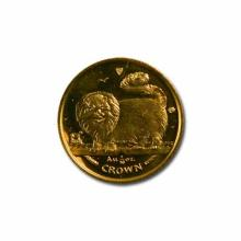 Isle of Man Gold Cat Tenth Ounce 1997