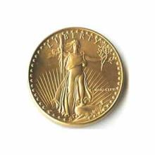 1986 American Gold Eagle 1/4 oz Uncirculated