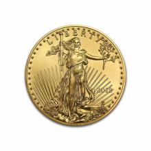 2018 American Gold Eagle 1/4 oz Uncirculated