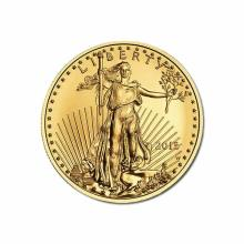 2015 American Gold Eagle 1/4 oz Uncirculated