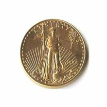 1994 American Gold Eagle 1/4 oz Uncirculated