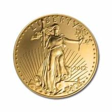 2012 American Gold Eagle 1/2 oz Uncirculated