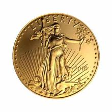 2010 American Gold Eagle 1/2 oz Uncirculated