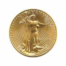 2006 American Gold Eagle 1/2 oz Uncirculated