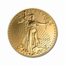 2011 American Gold Eagle 1/2 oz Uncirculated