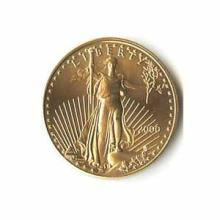 2000 American Gold Eagle 1/4 oz Uncirculated