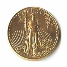 1994 American Gold Eagle 1/2 oz Uncirculated