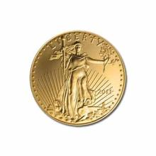 2011 American Gold Eagle 1/4 oz Uncirculated
