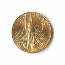 1997 American Gold Eagle 1/4 oz Uncirculated