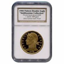 Certified 1906 Pattern Double Eagle