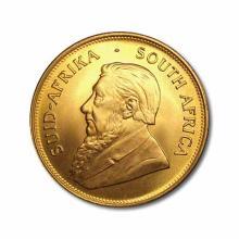 South Africa Gold Krugerrand Half Ounce (Random Year)