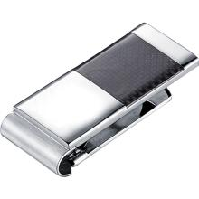 Visol Qunito Stainless Steel Engravble Money Clip