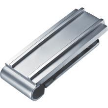 Visol Balin Stainless Steel Engravable Money Clip