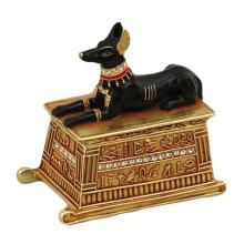 Anubis Jeweled Box