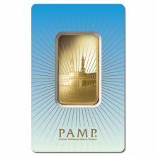 PAMP Suisse 1 Ounce Gold Bar - Ka