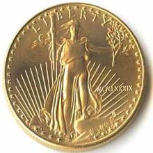 1989 American Gold Eagle 1oz Uncirculated