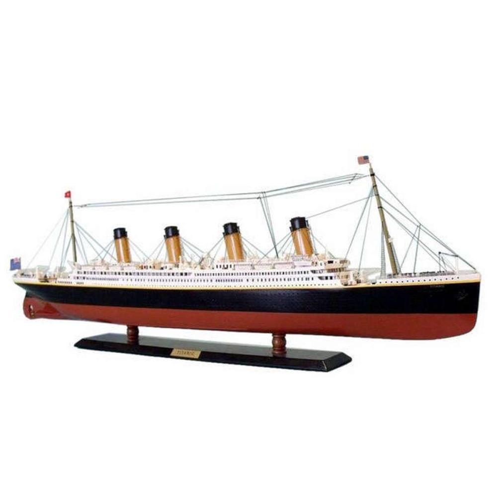 Ready To Run Remote Control RMS Titanic Limited 40in.
