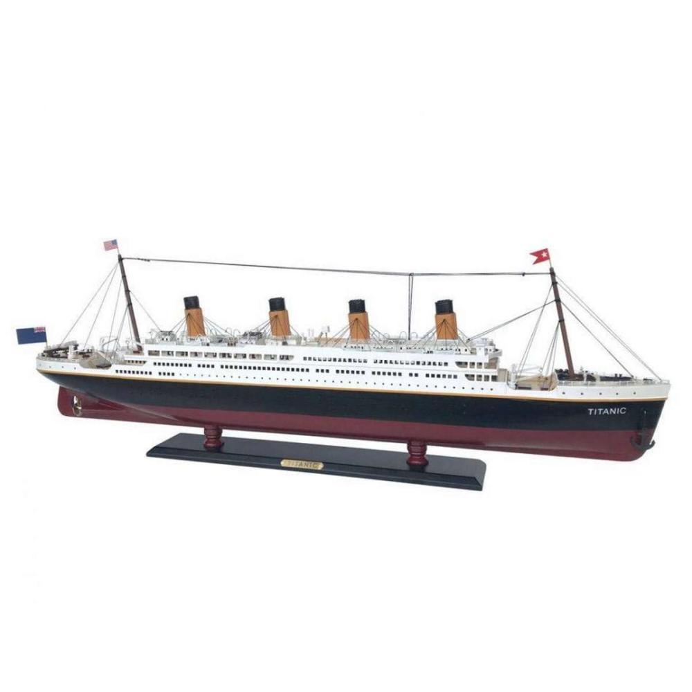 RMS Titanic Model Cruise Ship 40in.