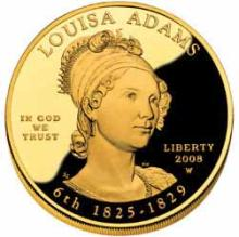First Spouse 2008 Louisa Adams Proof
