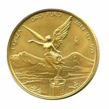 Mexico Gold Libertad One Ounce 2014