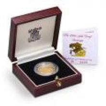 Great Britain Gold Sovereign 1984 PF