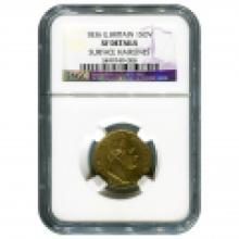 Great Britain Gold Sovereign 1836 XF Details NGC