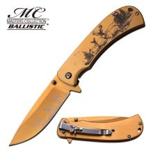 MASTER COLLECTION SPRING ASSISTED KNIFE 4.5