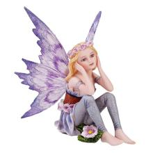HAND PAINTED RESIN SMALL FAIRY