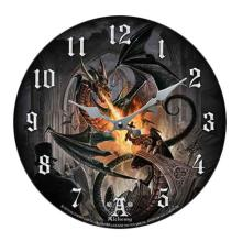ORDER OF THE DRAGON CLOCK 13 1/4