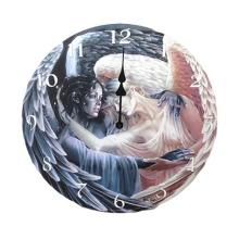 DAY AND KNIGHT WALL CLOCK 13 1/4