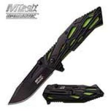MTECH USA SPRING ASSISTED KNIFE 4.7