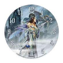 BRIDE OF THE MOON WALL CLOCK 13 1/4