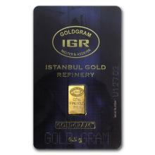 1/2 gram Gold Bar - Istanbul Gold Refinery (In Assay) #22406v3