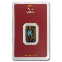 5 gram Gold Bar - Austrian Mint KineBar Design (In Assay) #22438v3