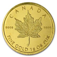 1 gram Gold Round - Secondary Market #22390v3