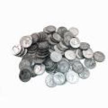 90% Silver Washington Quarters 100 pcs.