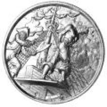 Elemetal Mint 2 oz High Relief Silver Round - Walk the Plank