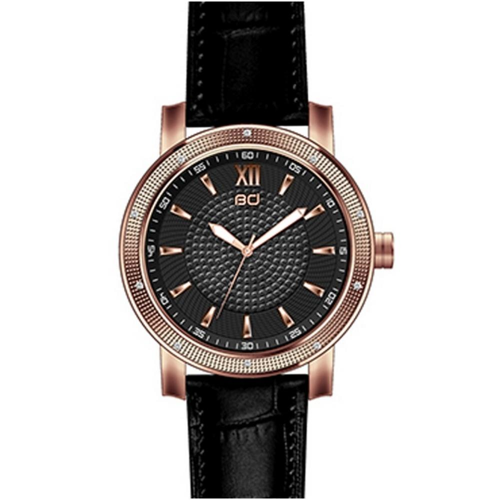 Diamond Watch Plated Rose Gold