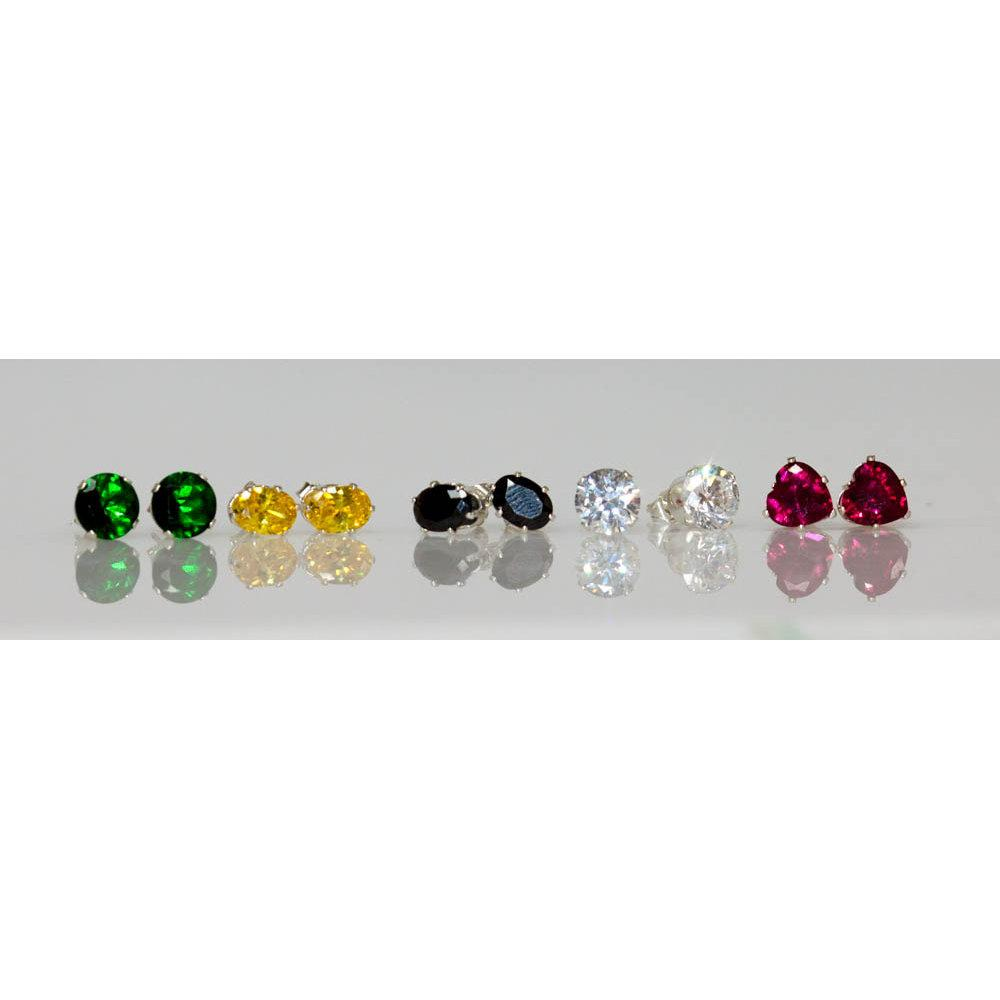 Deal of The day Mix of Muti Color 5 Pair Earrings