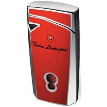 Tonino Lamborghini Magione Red Torch Flame Cigar Lighte