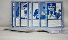 Collectible 1941 Girls Sleepover Card Game
