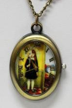 RETRO VINTAGE STYLE POCKET WATCH