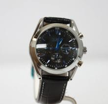 6 HANDS AUTO MECHANICAL MULTI FUNCTION WATCH W/STRAP