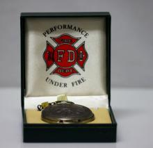 COURAGE UNDER FIRE, FIREMAN POCKET WATCH
