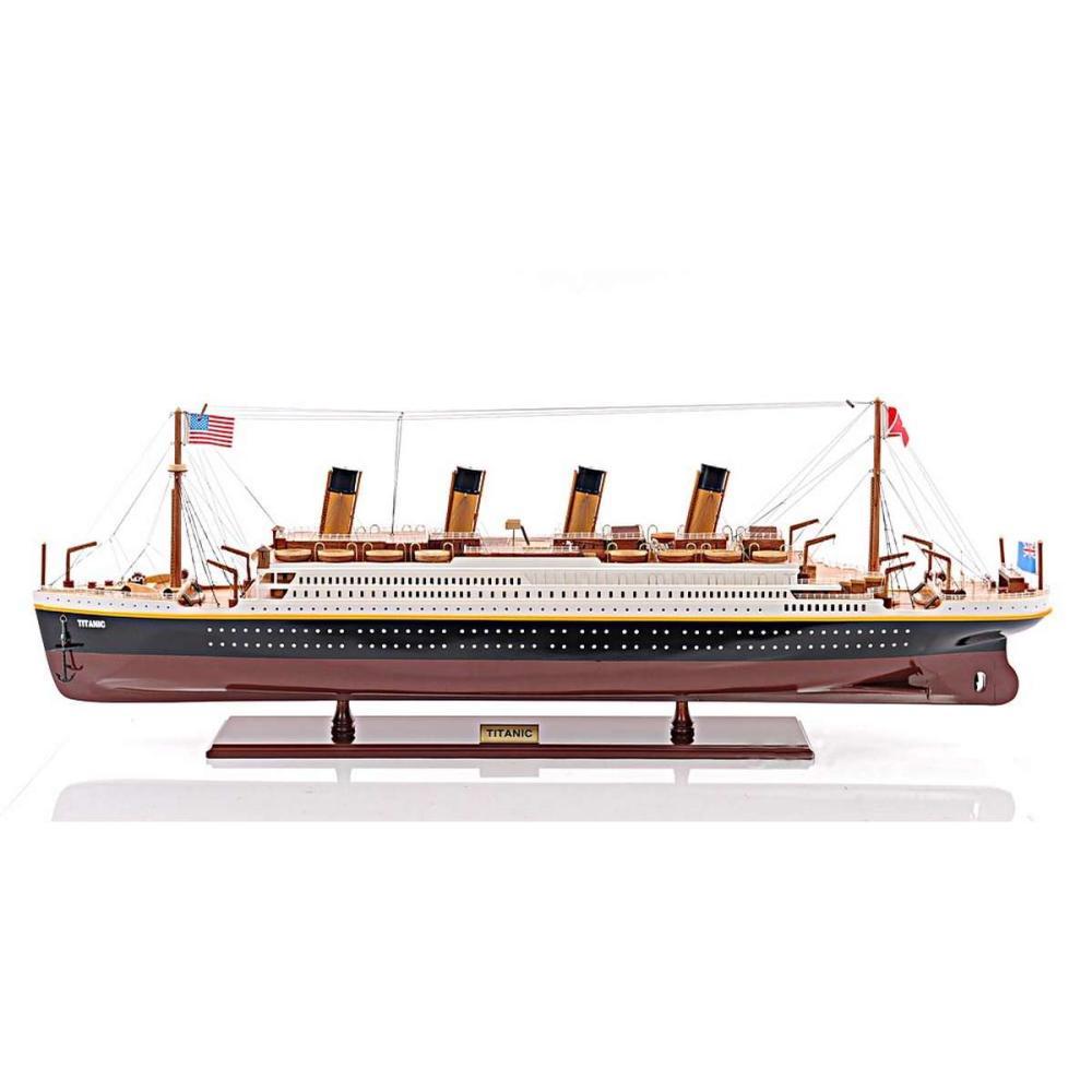 ?Titanic Painted Large (L100)