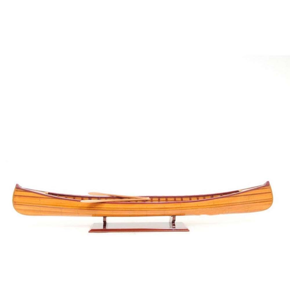 ?Canoe with ribs model L110