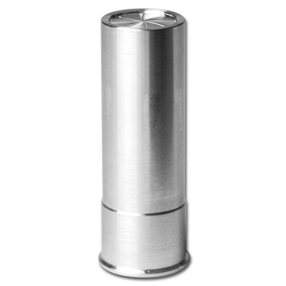 5 oz. .999 Pure Silver Bullet 12 Gauge Shotgun Shell